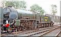 TQ4023 : SR Maunsell S15 No. 847 at Sheffield Park, Bluebell Railway, 1997 by Ben Brooksbank