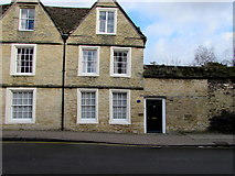 SP0202 : Number 2 Dollar Street, Cirencester by Jaggery