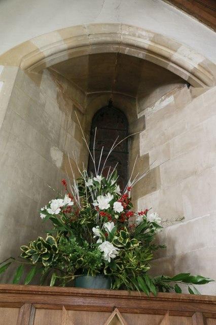 Window in the Lady Chapel