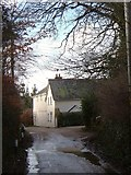 SY0191 : House at Farringdon by Derek Harper