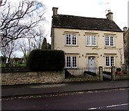 ST8893 : Grade II listed number 25, New Church Street, Tetbury by Jaggery