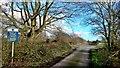 SK8266 : Footpath crossing ahead by Chris Morgan