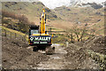 NY4710 : Landslip in Mardale by Trevor Littlewood