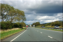 SE4396 : A19 heading north by Robin Webster
