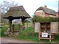 SY0291 : Eggs for sale, Perkin's Village by Derek Harper