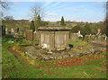 SK2569 : Tomb of Sir Joseph Paxton by Trevor Rickard