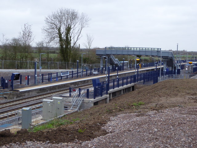 New station at Islip