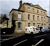 SP0202 : Grade II* listed Mead House, Cirencester by Jaggery