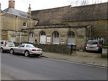SP0202 : Friends' Meeting House, Thomas Street, Cirencester by Jaggery
