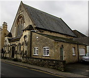 SP0202 : Salvation Army hall, Thomas Street, Cirencester  by Jaggery