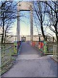 SD4806 : Bridge over Southway by David Dixon