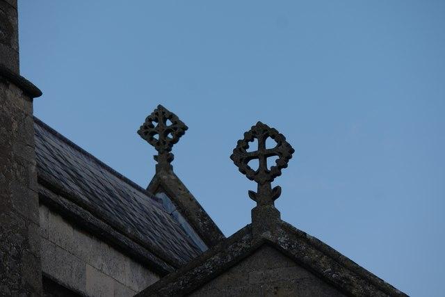 St Mary's Church: Finials