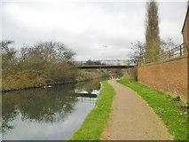 TQ1281 : Southall, Bridge No 19 by Mike Faherty