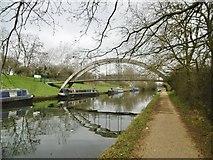 TQ1281 : Southall, Bridge No 19A by Mike Faherty