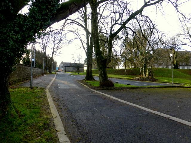 Tyrone & Fermanagh Hospital grounds