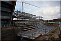 TA1028 : Open air theatre at Town Dry Dock, Hull by Ian S