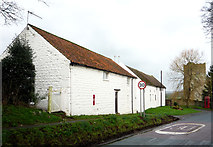 TA0579 : Cottage on National Cycle Route 1, Folkton by JThomas