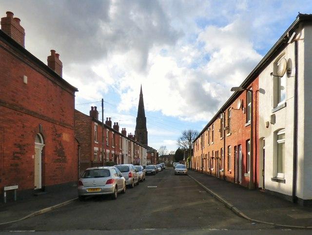 Derby Street, Edgeley