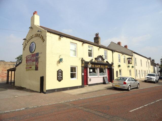 The Black Bull Inn, Lanchester