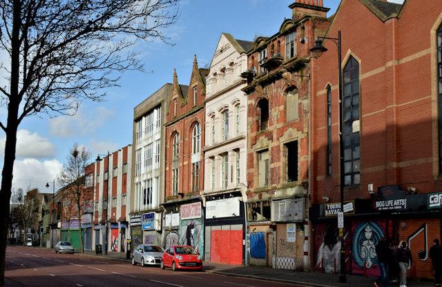 North Street, Belfast - February 2016(1)