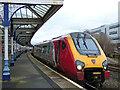 NS4238 : Virgin train at Kilmarnock by Thomas Nugent
