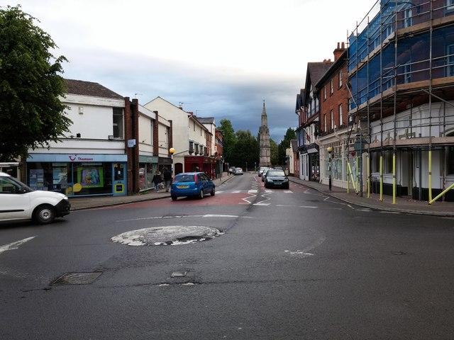 Bath Street, Ashby de la Zouch