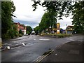 SK3516 : Station Road, Ashby de la Zouch by Oliver Mills