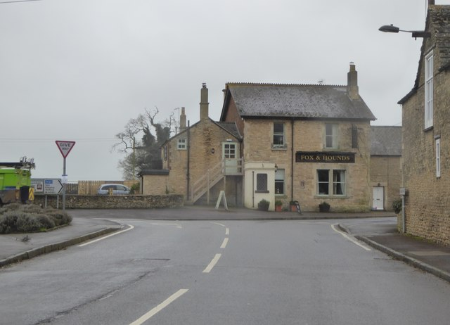 The Fox and Hounds, Acton Turville