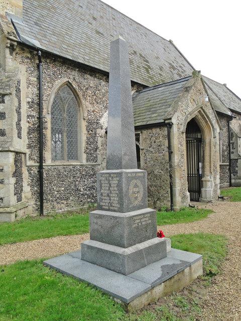 Wilton War Memorial