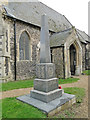 TL7387 : Wilton War Memorial by Adrian S Pye
