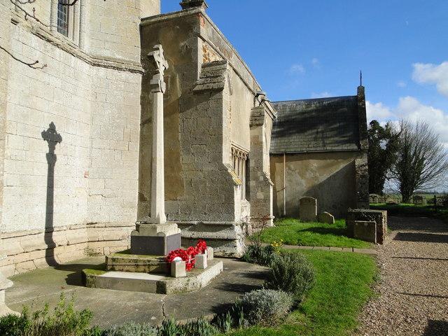 Tilney All Saints War Memorial