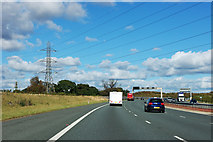 SE4726 : A1(M) northbound by Robin Webster