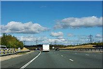 SE4727 : A1(M) northbound by Robin Webster