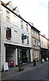 SP0202 : Waffles in Cirencester by Jaggery