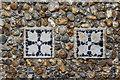 TL7862 : St Andrew, Great Saxham - Stonework by John Salmon