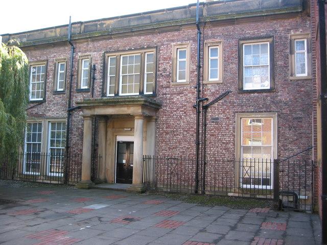 Ashburne House