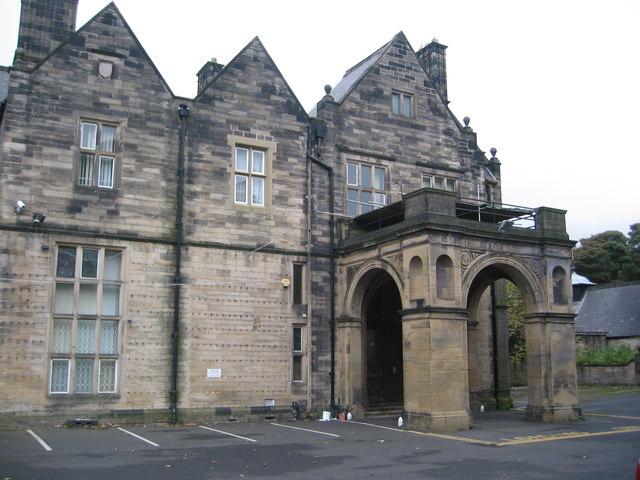 Pendower Hall