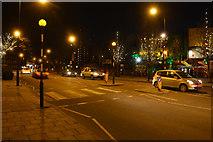 TQ3179 : London : Lambeth - Baylis Road by Lewis Clarke