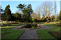 ST5677 : Canford Park (1) by Chris Heaton