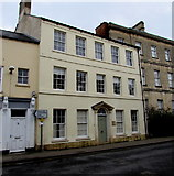 SP0202 : Grade II listed number 34 Dollar Street, Cirencester by Jaggery