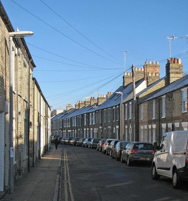 Gwydir Street
