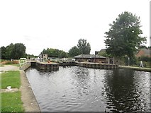 SE3629 : Woodlesford Lock, Aire and Calder Navigation by Graham Robson