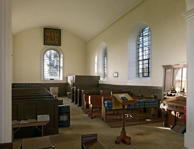 Church of All Saints, Pickworth