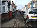 TA0388 : Langdale Road, Scarborough by JThomas