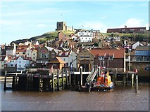NZ8911 : Whitby lifeboat station by Gordon Hatton