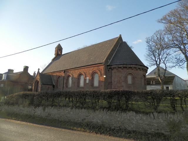 St Peter's Church, Auchmithie