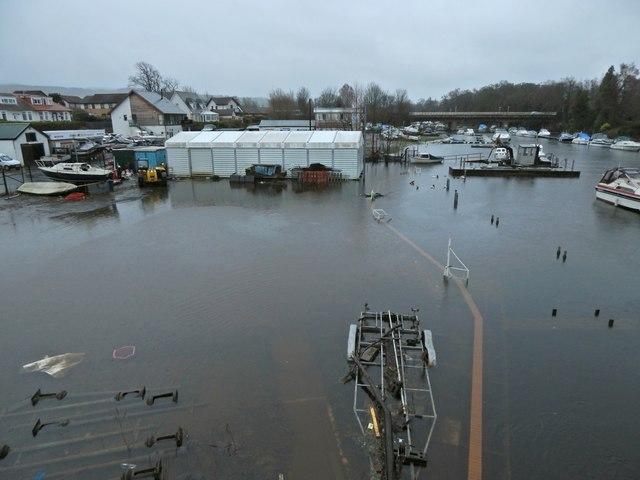 Riverside, Balloch