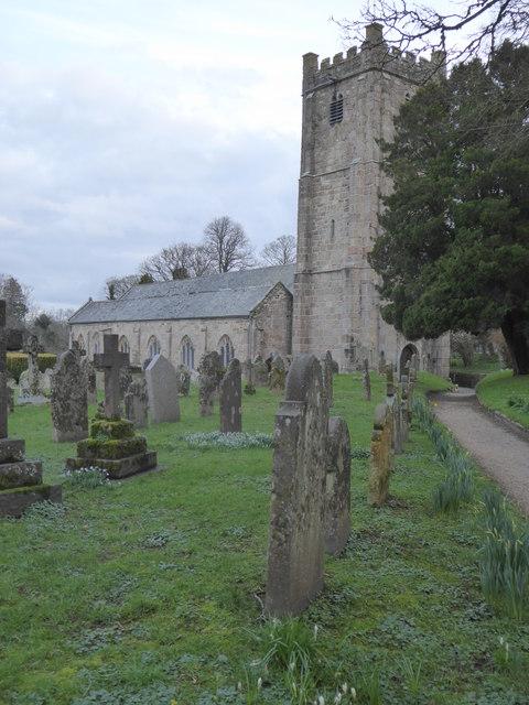 The Parish Church of St Michael the Archangel Chagford