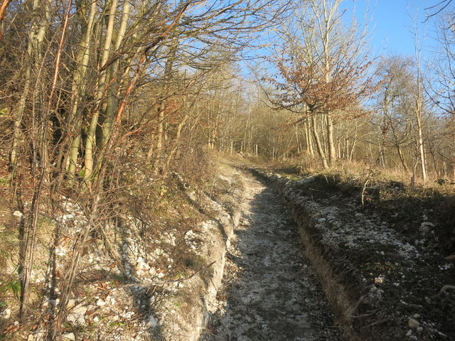 Working on the Chiltern Way
