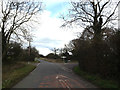 TL6002 : Fingrith Hall Lane, Blackmore by Adrian Cable